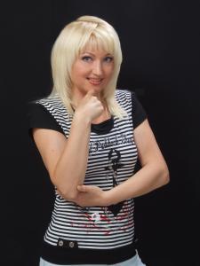 Елена Звягина